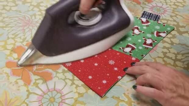 Простые и красивые елочки для украшения новогоднего стола
