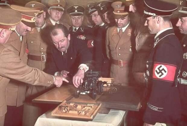День рождения Гитлера