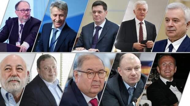 «Он другой такой страны не знает»: Шарма «наехал» на российских миллиардеров