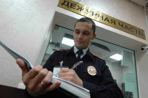 Оперативники угро из Марьина задержали похитителя электронного терминала из продуктового магазина