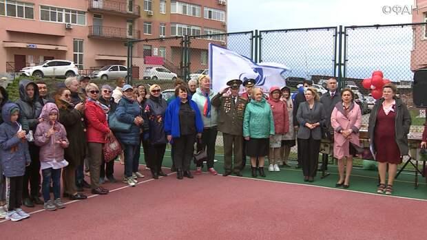 Парк «Мира и славы» во Владивостоке увековечит память о героях Победы