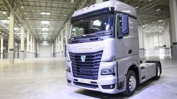 КамАЗ разработал новую антикоррозийную раму для магистральных тягачей