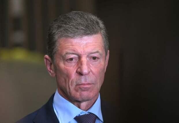 Козак рассказал о последствиях возможного начала боевых действий в Донбассе