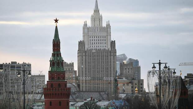 Васильев: Россия контрсанкциями поставила крест на политике Байдена