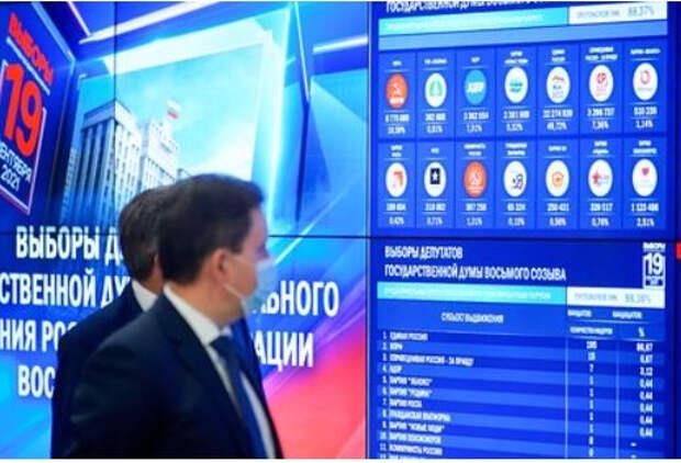 Власти Москвы объяснили задержку объявления результатов онлайн-голосования