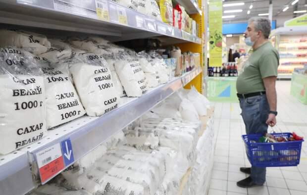 В России продолжат действовать меры по ограничению экспорта продуктов питания