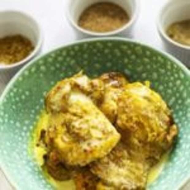 Курица «Карри» с кокосовым молоком (не острый рецепт)