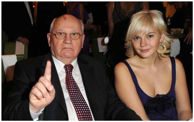 Вторая внучка Горбачева - Анастасия Виргинская,  замужем, окончила МГИМО, работает в редакции интернет-портала внуки, генсеки, дети, известные личности, потомки