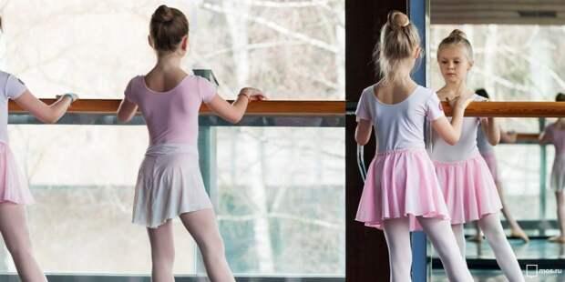 На Ленинградке идет набор детей в танцевальное отделение