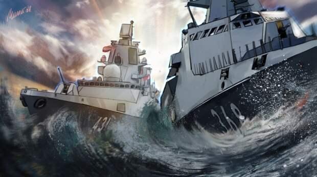 Sohu: в Китае указали на хитрый маневр ВМФ РФ для прикрытия своей ахиллесовой пяты
