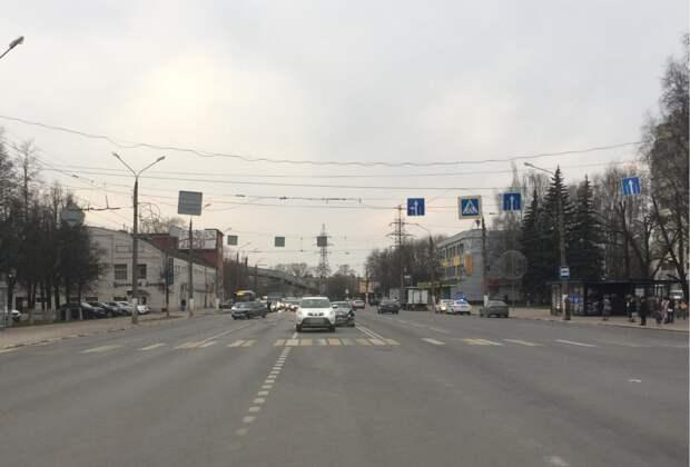 В ГИБДД рассказали подробности аварии на проспекте Калинина в Твери