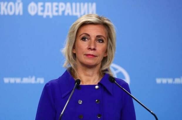 Захарова заявила о полной неразберихе в деле о взрывах на складах в Чехии