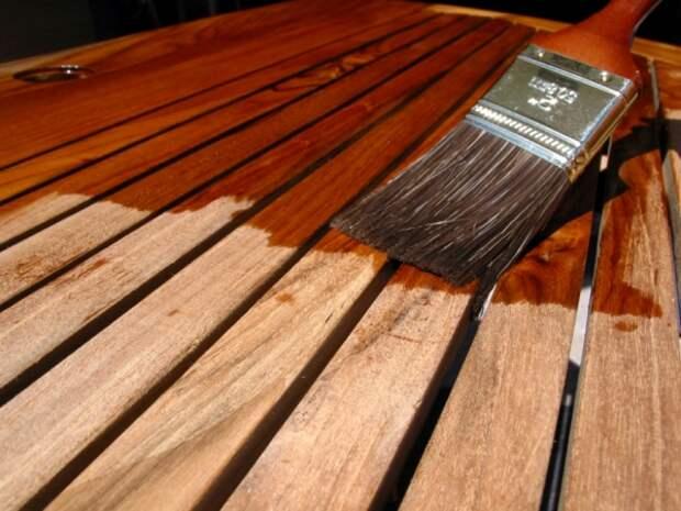 Какие самодельные составы для обработки дерева увеличивают срок службы