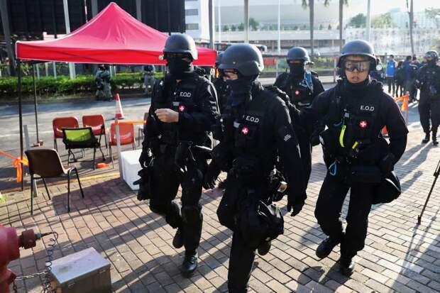 МИД Китая отреагировал на закон США по Гонконгу