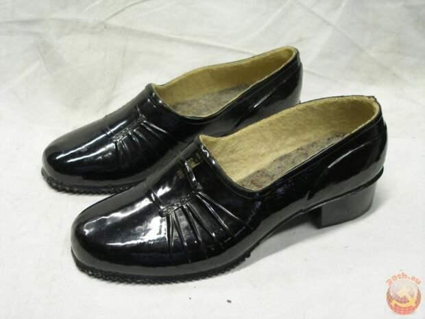 Обувь в СССР: от 30-х до 90-х