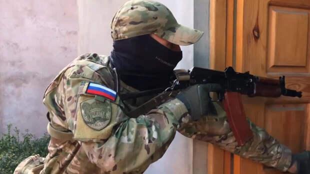 В Екатеринбурге нейтрализовали готовивших теракты боевиков