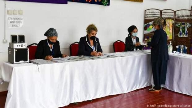 Навыборах президента Таджикистана наблюдатели отСНГ неувидели нарушений