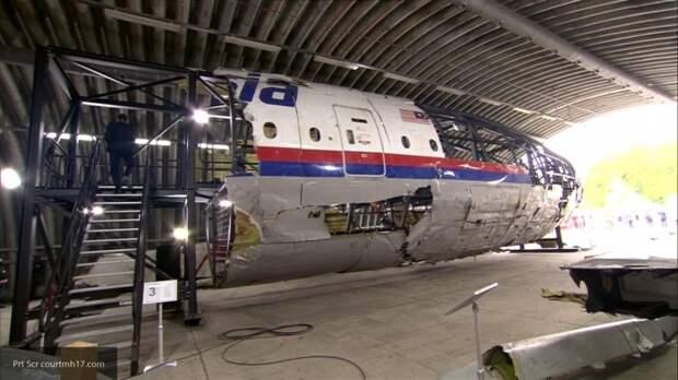 Голландский журналист рассказал, зачем Гаагскому суду обследовать обломки MH17