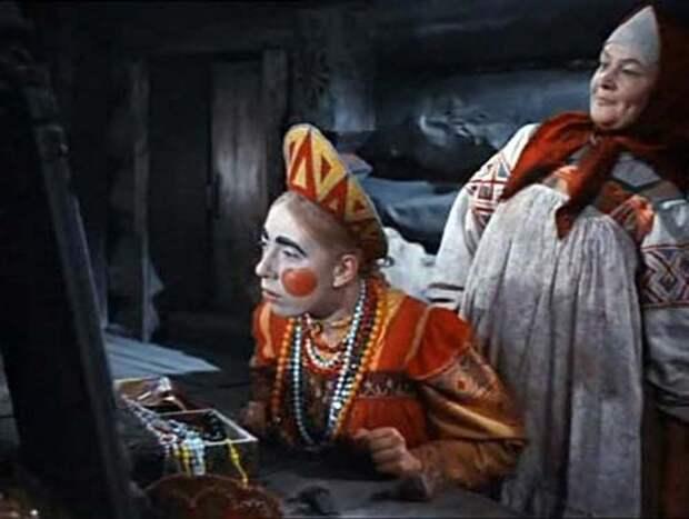 На какие жертвы пришлось идти актерам, снимавшимся в фильме-сказке «Морозко»