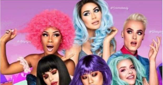 Бренд косметики NYX убрал из своей рекламы мужчину с макияжем