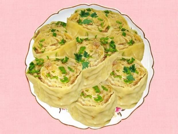 Ленивые пельмени – Великолепный Обед из обычных продуктов