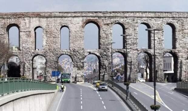 Историки раскрыли секрет очистки самых длинных акведуков древнего мира