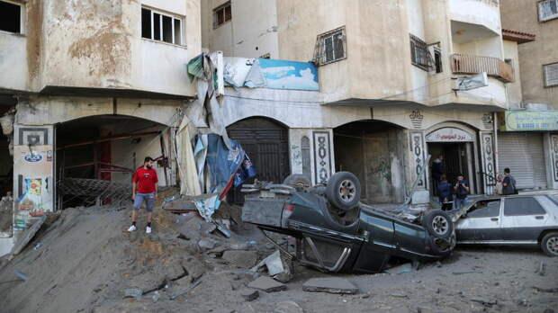 Палестинцы попросят помощи у Ирана в конфликте с Израилем