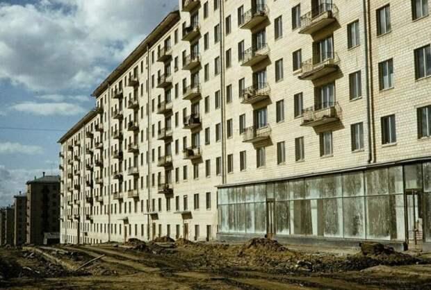 Простые душевные фотографии из СССР