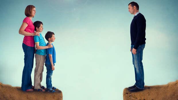 Разведенные отцы. Три варианта будущего