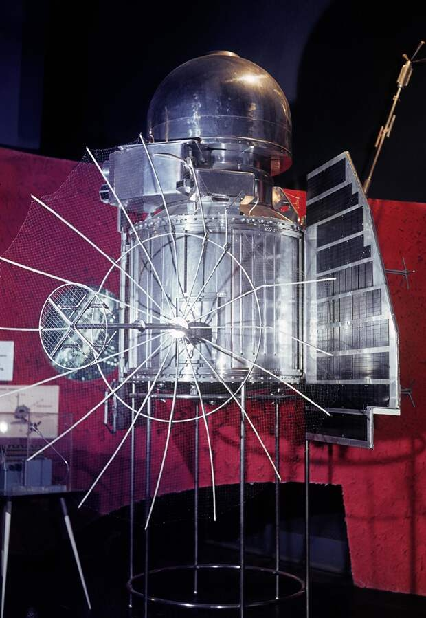 Как мы посадили ровер на Венеру 51 год назад