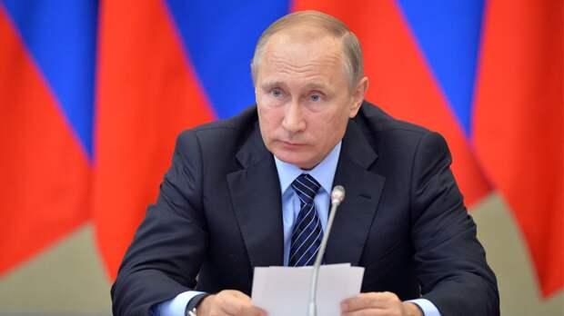 Путин дал правительству неделю на прекращение роста цен