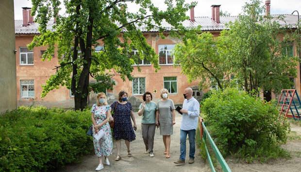 Галина Гореликова проверила детские сады на качество продуктов питания