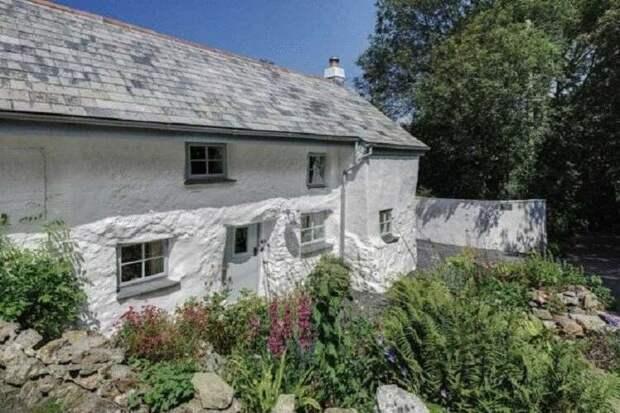 Этому дому 300 лет. Но загляните внутрь!