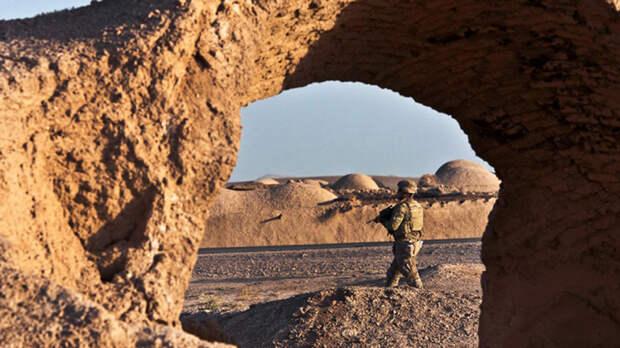 Военнослужащие ВС США покинули территорию базы в южной провинции Афганистана
