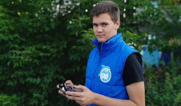 Платон Белоусов  стал информационным координатором тюменского поискового отряда