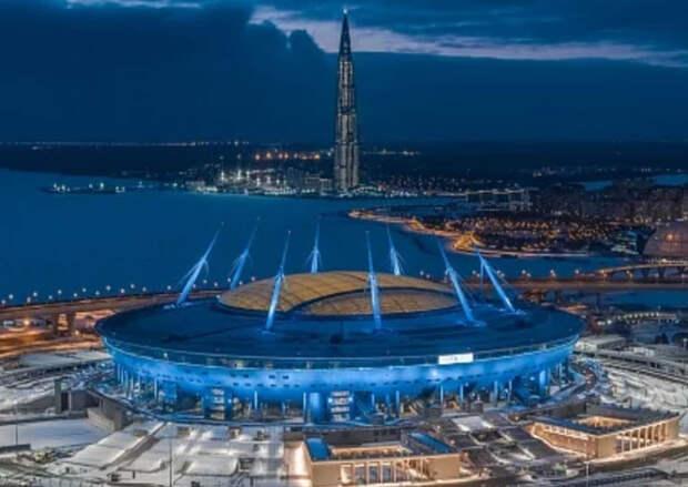 «Газпром Арена» получила компенсацию от УЕФА