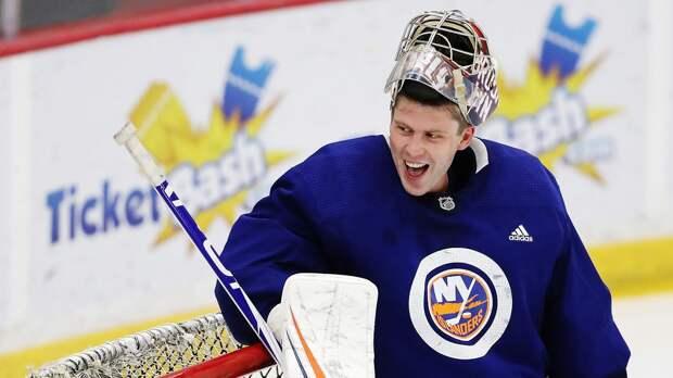 «Айлендерс» обыграли «Рейнджерс», Варламов вышел в лидеры по шатаутам в сезоне и обновил клубный рекорд