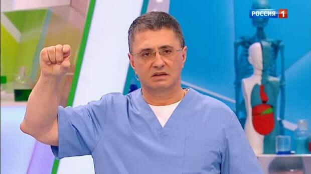 Rusya'nın ünlü doktoru Myasnikov: Ateşiniz 38 dereceyi geçmiyorsa hastaneye  gelmeyin, hasta olursunuz!