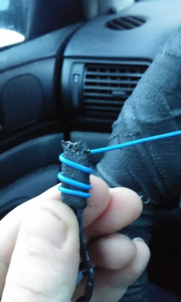 Как самостоятельно сделать обогрев руля для авто (19 фото)