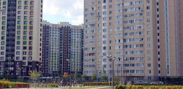 Дольщикам ЖК «Переделкино Ближнее» передали 350 квартир
