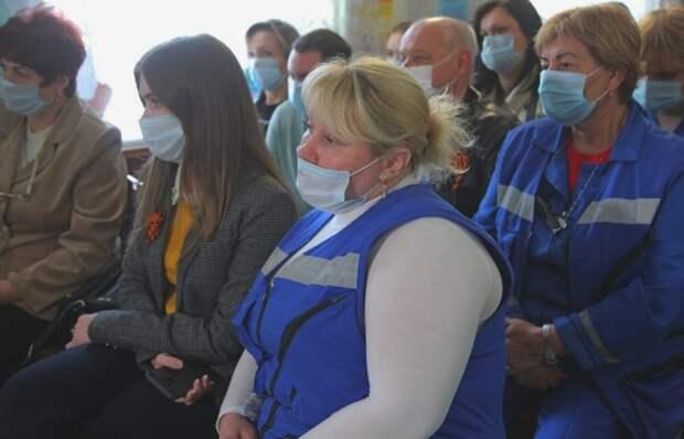 Прокуратура разбирается с невыплатой денег керченским медикам