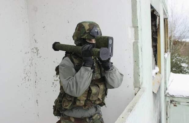 Легкий гранатометный комплекс ММ-60 (Беларусь)