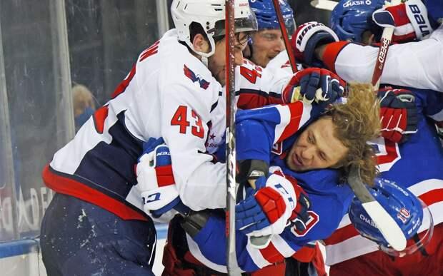 Строум — о травме Панарина: «Инцидент не имел ничего общего с ситуацией на площадке и хоккеем вообще»