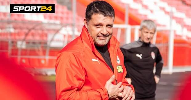 Министр спорта МО: «Черевченко остается в «Химках». Игорь — тот тренер, которого мы искали и ждали»