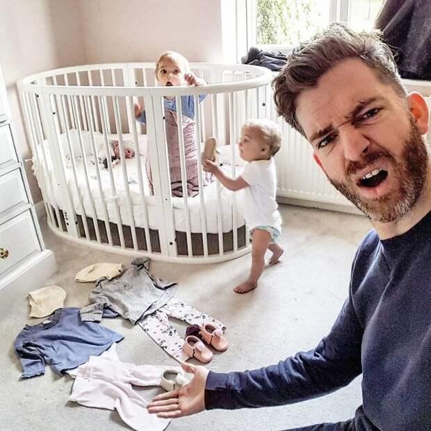 9. Instagram, дети, родительство