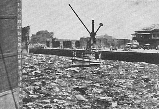 Взрыв в порту Бомбея — «дождь» из огня и золота