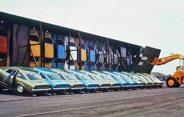 Сначала про необычную перевозку автомобилей автомир, большие, грузоперевозки, интересно, негабаритный груз, эмично