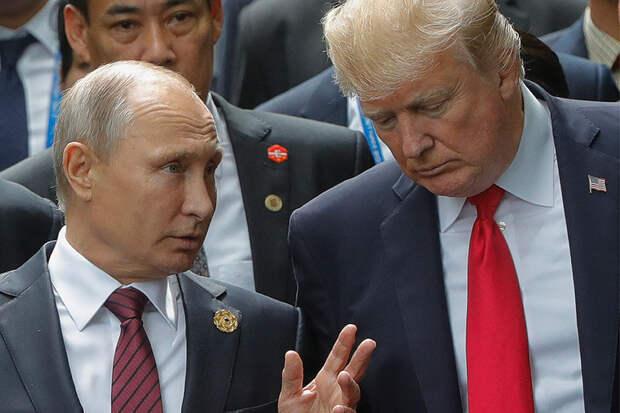 Об интроверте Путине и экстраверте Трампе