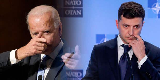 Байден принес «зраду»: новые условия для вступления Украины в НАТО