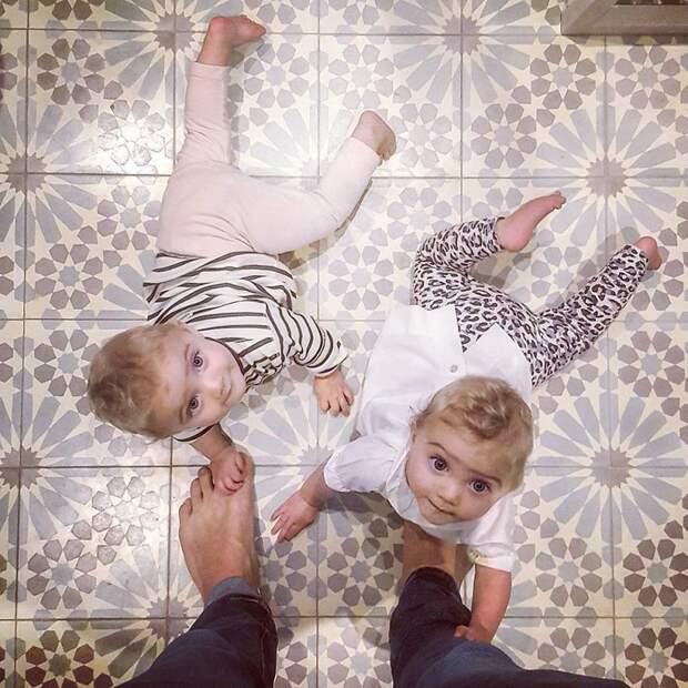 14. Instagram, дети, родительство